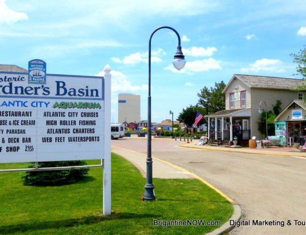 Gardner's Basin